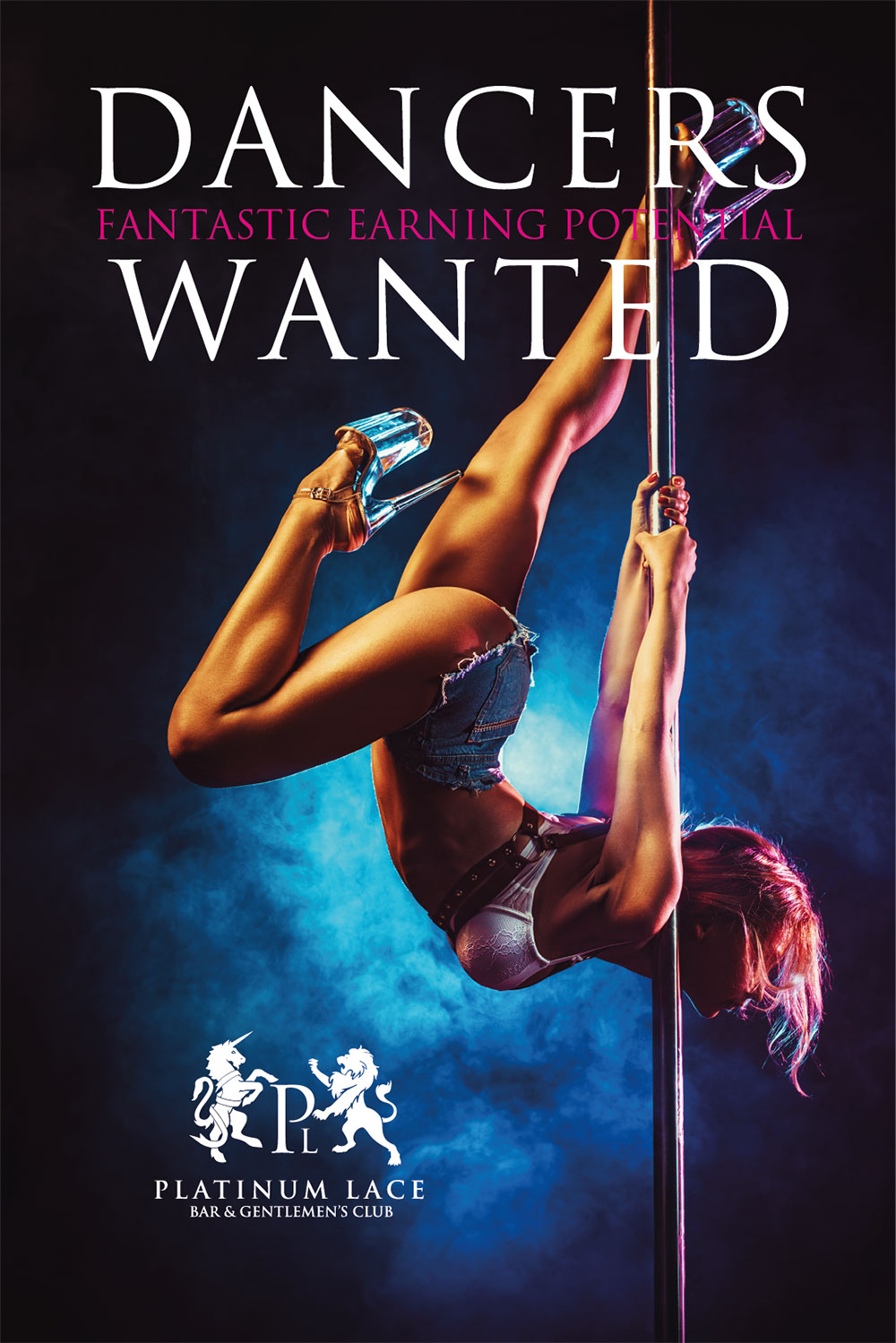 dancers wanted in leicester