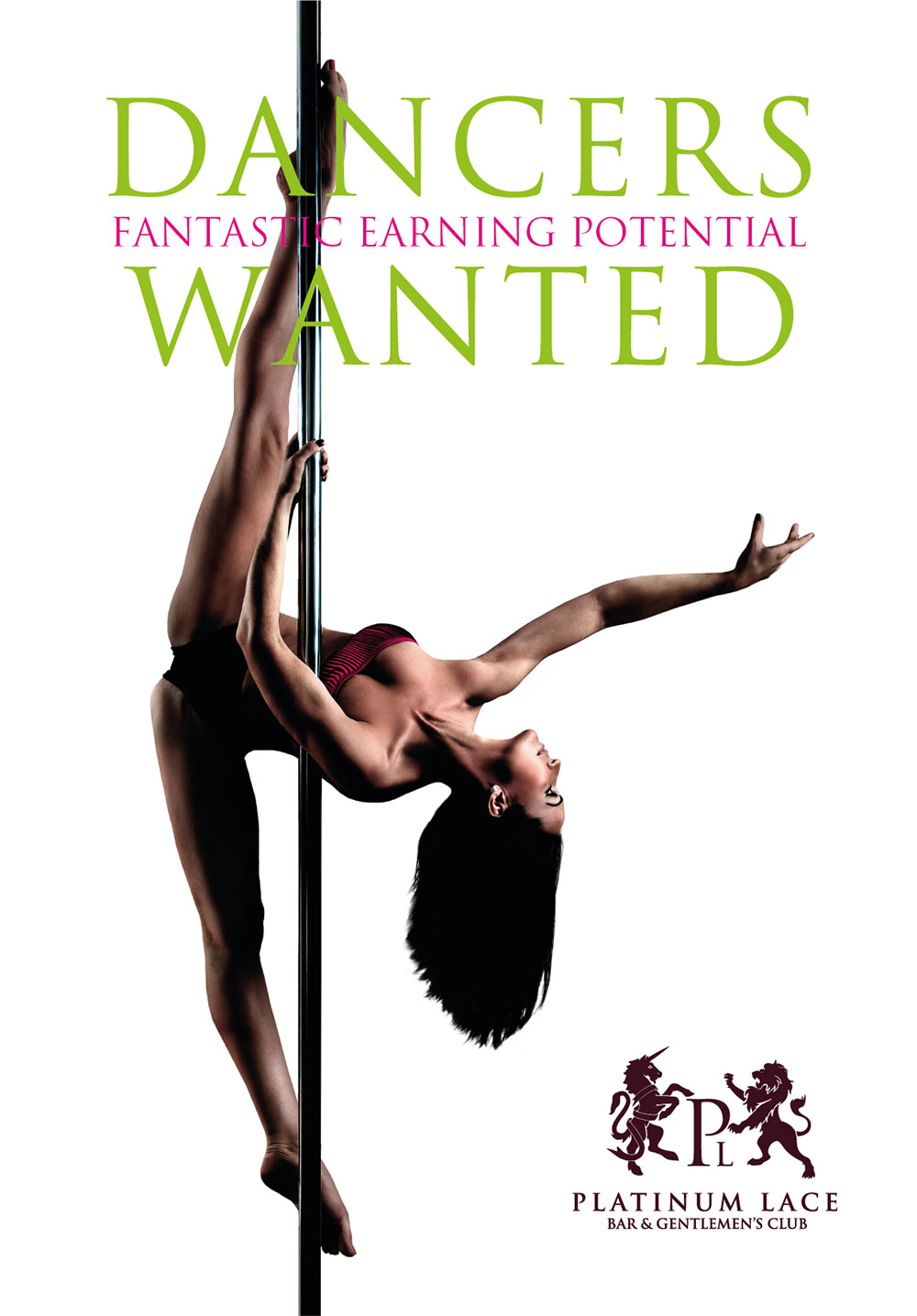 london dancers wanted