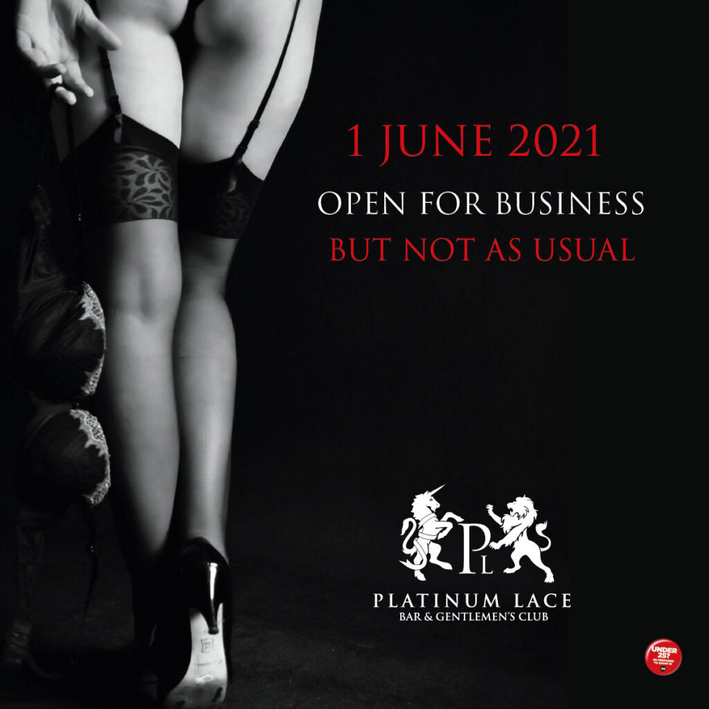 1st of june open for business