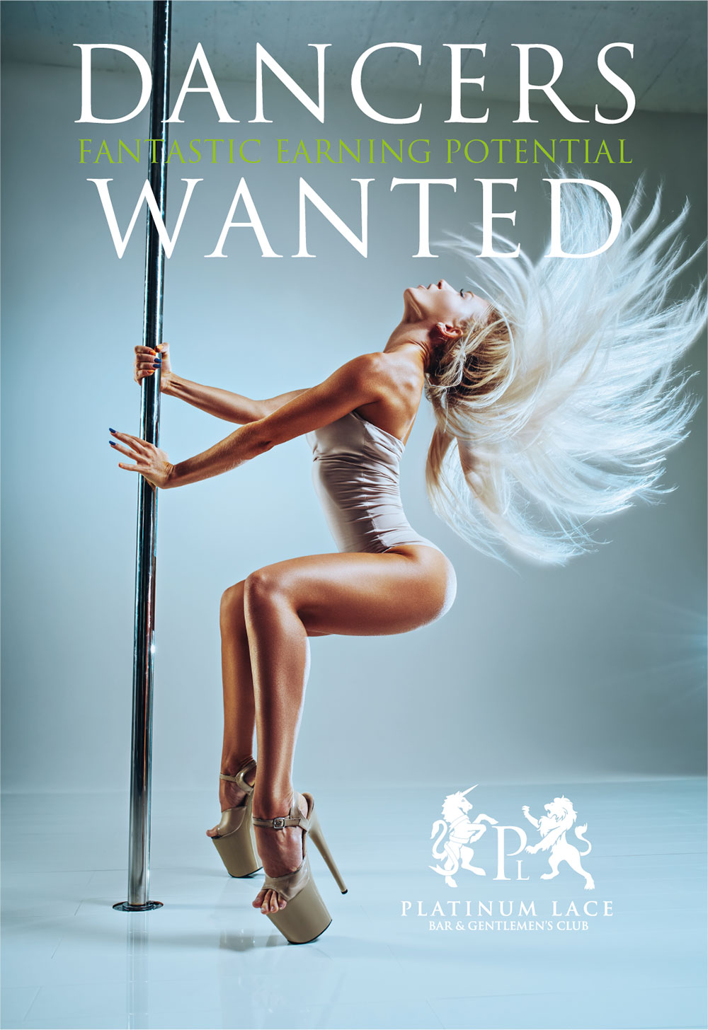 dancers wanted in london